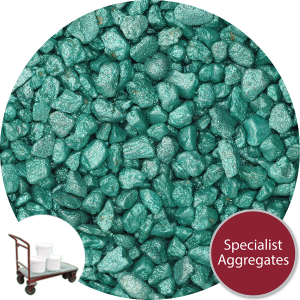 Rounded Gravel - Starburst Green - Click & Collect