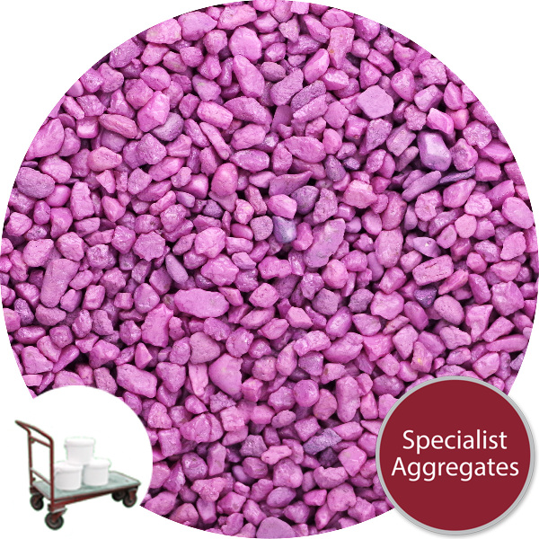 Rounded Gravel Nuggets - Clover - Click & Collect