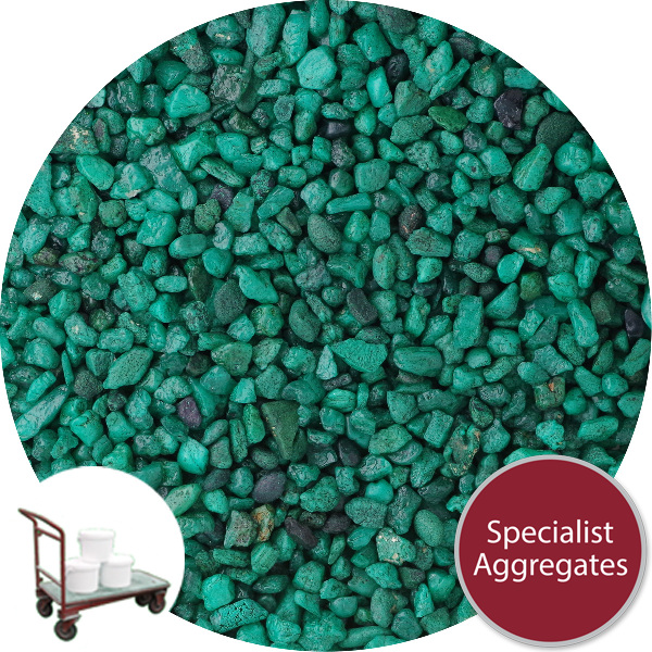 Rounded Gravel Nuggets - Holly Green - Collect