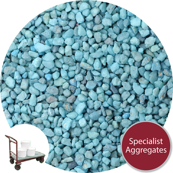 Rounded Gravel Nuggets - Hydrangea - Collect