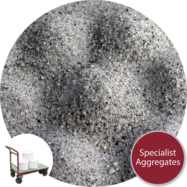 Sand - Light Grey Granite - Fine - Kiln Dried - Click & Collect
