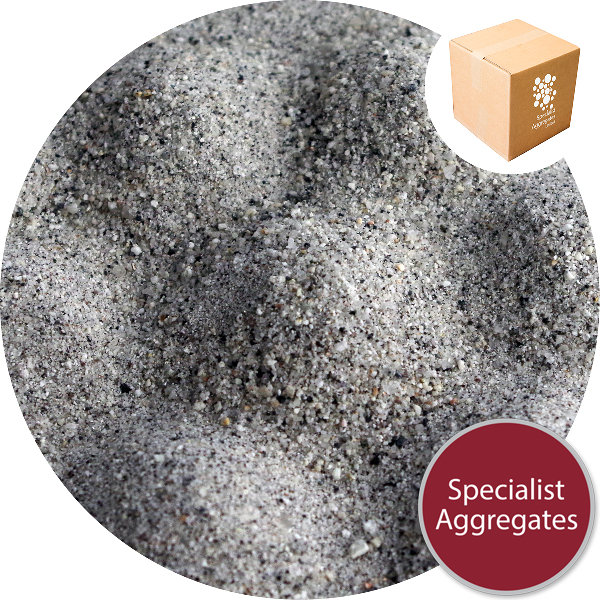 Sand - Light Grey Granite- Fine - Kiln Dried