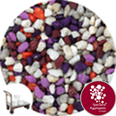 Aquarium Gravel - Natural Anemone Mix - Click & Collect - 7107