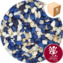 Aquarium Gravel - Natural Blue Fin - 7100