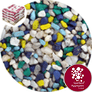Aquarium Gravel - Natural Reef Mix - 7109
