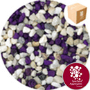 Aquarium Gravel - Natural Starfish Purple - 7104