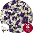 Aquarium Gravel - Natural Starfish Purple - Click & Collect - 7104