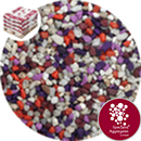 Aquarium Mini Gravel - Natural Anemone Mix - 7239