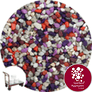 Aquarium Mini Gravel - Natural Anemone Mix - Click & Collect - 7239