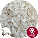 Aspen - White Crystal Petals - Click & Collect
