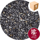 Bridport Volcanic Black Gravel - 2-5mm