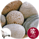 Caledonian Large Cobbles 80-120mm - Click & Collect