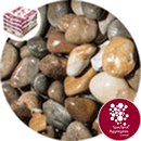 Caledonian Large Pebbles 30-50mm