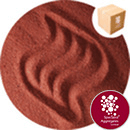 Coloured Sand - Devonian Red