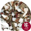 Crushed Shell - Natural Scallop Harling - Collect - 8956