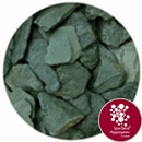 Crushed Slate Chips - Green - Small - 5105
