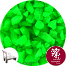 Day Glo Marble - Neon Green - Collect
