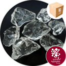 Enviro-Glass - Clear Crystal Glass Cobbles