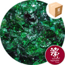 Enviro-Glass Crush - Emerald Green Crystal