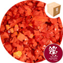 Enviro-Glass Crush - Opaque Bonfire Red