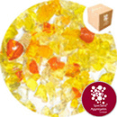 Enviro-Glass Crush - Yellow Citrus Crystal