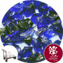 Enviro-Glass Gravel - Cobalt Blue - Click & Collect - 7635/G