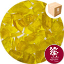 Enviro-Glass Gravel - Golden Yellow Crystal