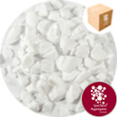Enviro-Glass Gravel - Opaque Paper White
