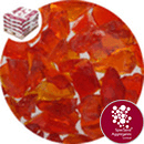 Enviro-Glass Gravel - Orange Citrus Crystal