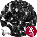 Enviro-Glass Gravel - Volcanic Black - Click & Collect - 7634/G