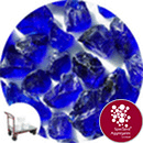 Enviro-Glass Large Gravel - Cobalt Blue - Click & Collect