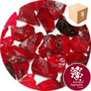 Enviro-Glass Large Gravel - Sunset Red Crystal