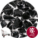 Enviro-Glass Large Gravel - Volcanic Black - Click & Collect