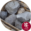 Glacial Boulders - 7 Medium Rounded