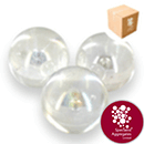 Glass Marbles - Lustered Crystal - Giant