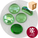 Glass Nuggets - Lustered Green - Design Pack