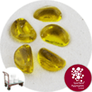 Glass Stones - Citrus Yellow - Click & Collect