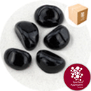 Glass Stones - Jet Black - Design Pack