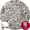 Gravel for Resin Bound Flooring - Ballerina Ivory White - Click & Collect
