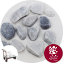Marble - Grey Pearl- Click & Collect - 4622