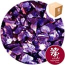 Mirror Glass - Violet - Coarse