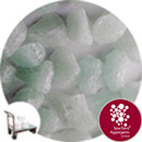 Recycled Enviro-Glass - Ice White Large Gravel - Collect