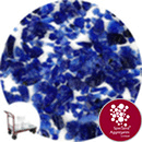 Recycled Enviro-Glass - Ocean Blue Crush - Collect - 7401
