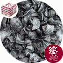 Recycled Shell - Crushed Starburst Anthracite