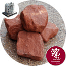 Red Sandstone - Alpine Rockery