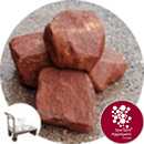 Red Sandstone - Alpine Rockery - Click & Collect - 1934