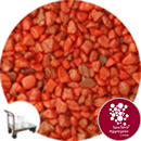 Rounded Gravel - Orange Zest - Click & Collect