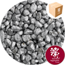 Rounded Gravel - Silver Coloured
