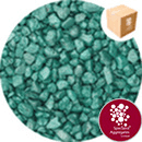 Rounded Gravel - Starburst Green
