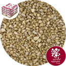 Rounded Gravel Nuggets - Gold Coloured - 7310